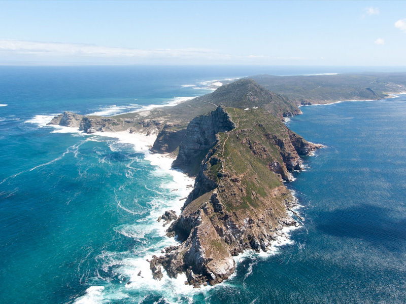 Sea at Cape Point