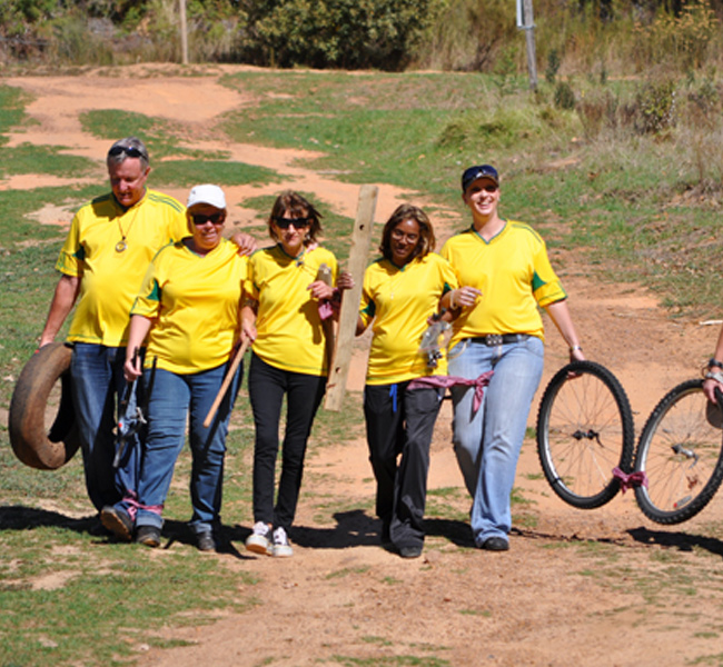 Corporate Team Building Activities | Day Trippers | Cape Town