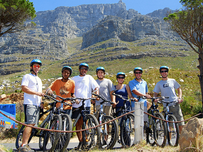 MTB Table Mountain