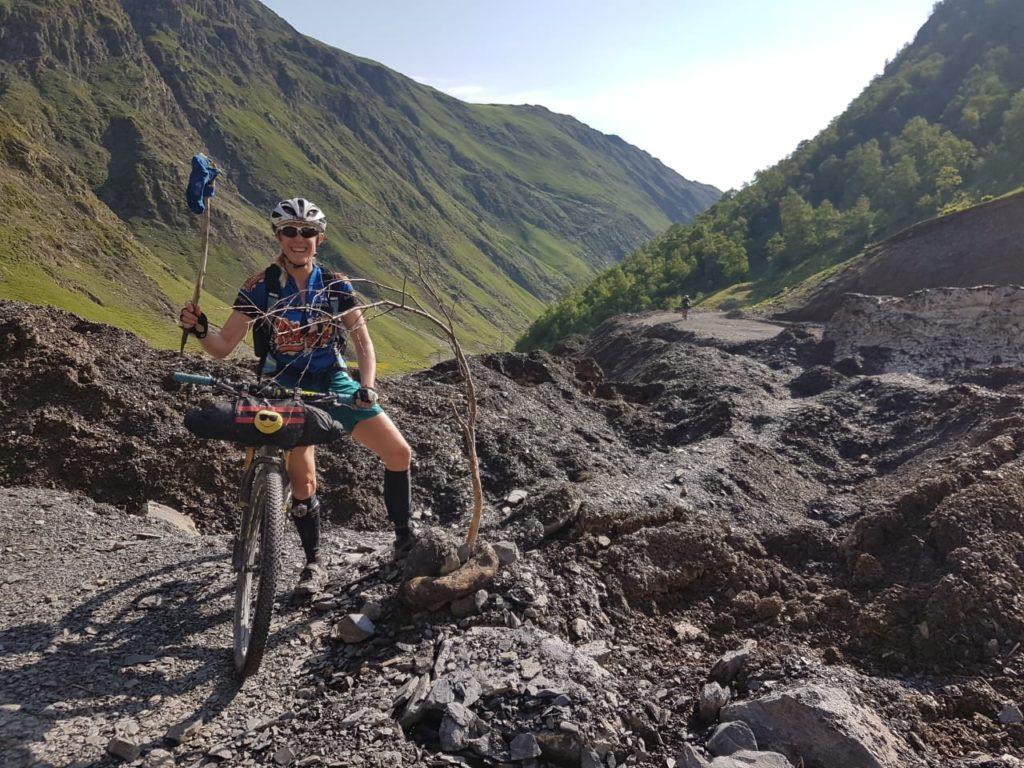 Abano Pass Cycle Georgia