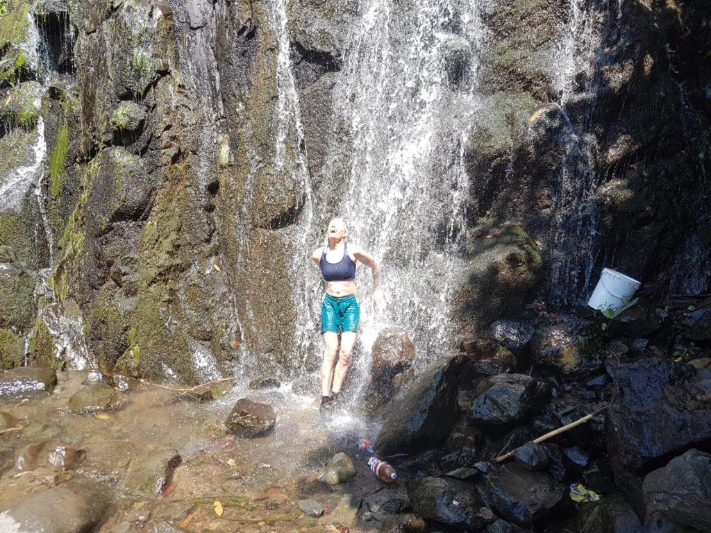 Waterfall Georgia