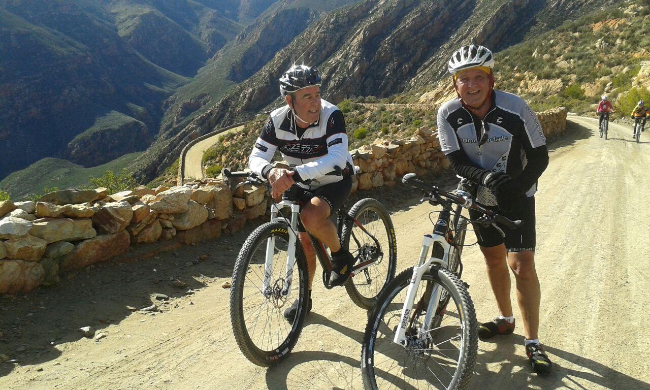 Karoo Bike Tour
