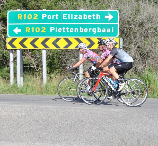 Cape Build Up Cycle Tour