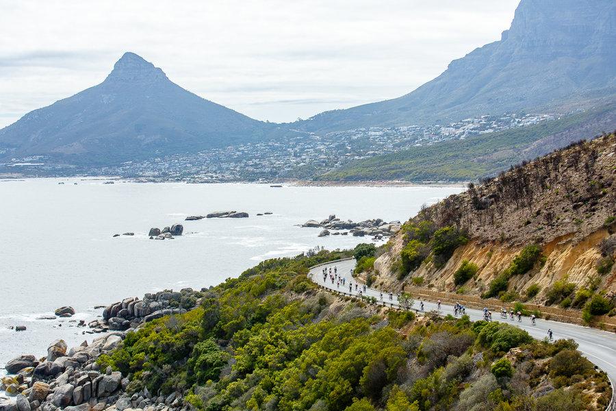 Pre-Cape Town Cycle Tour