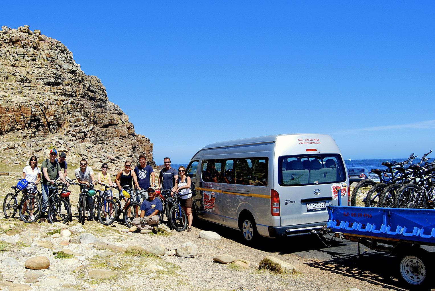 Cape Point & Peninsula Day Tour