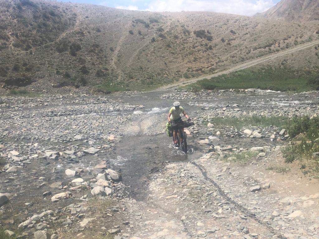 Heading off the beaten track