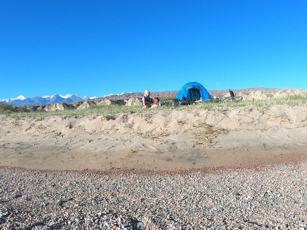 Camp Issyk Kul